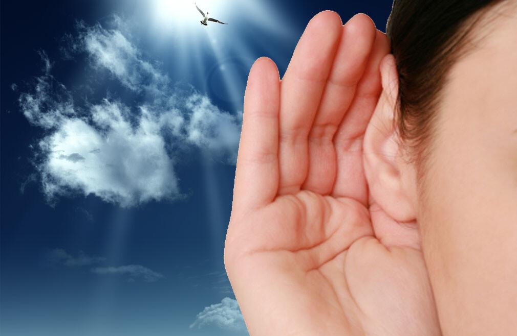 Listening for God (Fri)